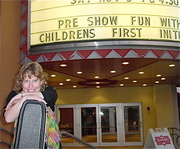 Mary Jo Maichack Opens for The Big Comfy Couch