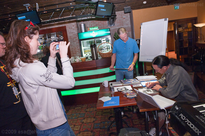 Easy Livin' in Salo: Ken Hensley Songwriting Class