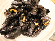 Mussels, Ready to Eat