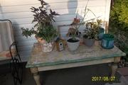 Hodge Podge Table