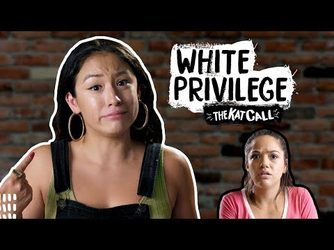 Can LATINOS BENEFIT From WHITE PRIVILEGE? | The Kat Call