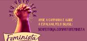 O que é a Campanha #MeuVotoSeráFeminista?