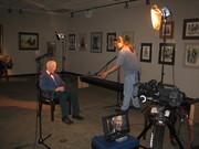 WWII veteran interview