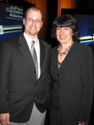 w/ my favorite reporter, christiane amanpour