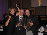 3 EMMY's for The Silent Invasion