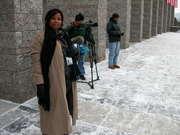 Van Dora at Mount Rushmore