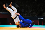 Judo - a sport for athletes with visual impairments