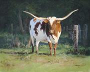 """Hi Lobo's Expression"" -cow's name"
