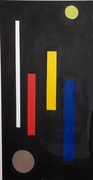 Exclamation Point 24x48in