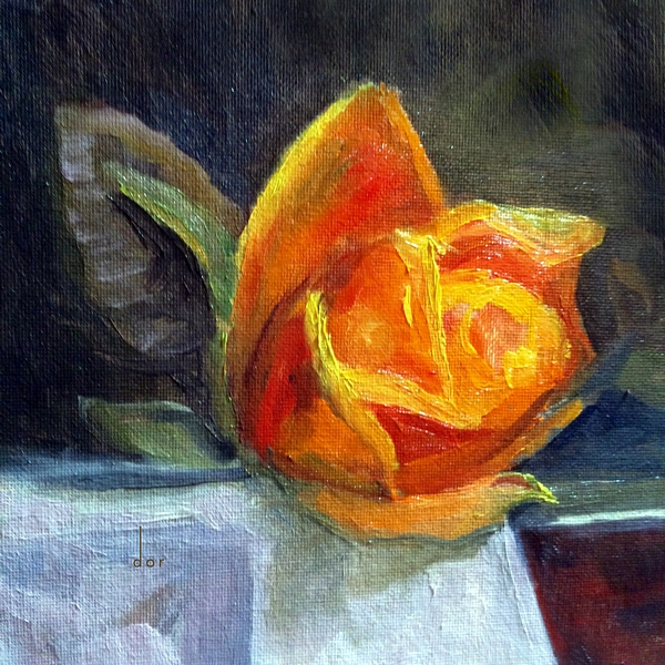 Rose Study dor