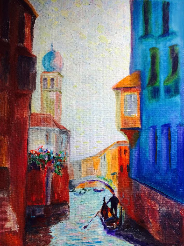dor's Venice