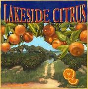 Lakeside Citrus Label