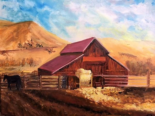 Ol' Red Barn
