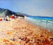 Sand and Seagulls