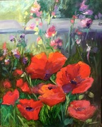 """""""Red Poppies"""" Cool"""