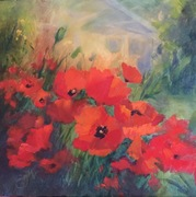 """""""Red Poppies"""" Warm"""