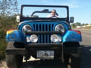 Broken down in crazy Jeep in the Yucatan