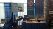 My Booth at 2013 WSPTA conference