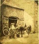 The Blacksmith (detail)