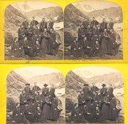 William England in Valais - Switzerland
