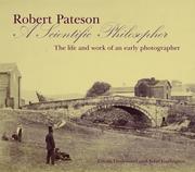 Robert Pateson - A Scientific Philosopher