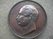 1853 Photographic Society of London award