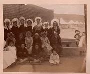 Boer war prison camp - women and children