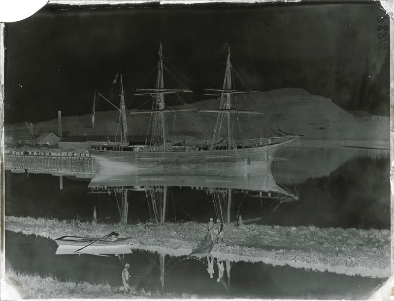 Schooner, Perth Harbour