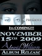 Precedence Album Release Banner