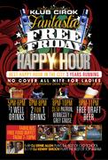 Free Friday at Club Cirok