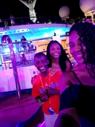 Carnival Sunshine Deck Party
