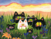 Herd Of Kitties