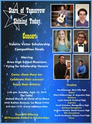 Stars of Tomorrow Shining Today: Announcing the First Annual Valerie Victor Music Scholarship Competition!