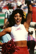 Erika Harris NFL Buffalo Bills, Buffalo Jills Cheerleaders