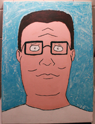 Hank of King of the Hill