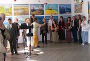 Unieście 2009 -wystawa poplenerowa