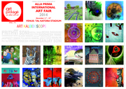 Serdecznie zapraszam na Wernisaż Międzynarodowej Wystawy Zbiorowej do Indii New Delhi - 11 grudnia 2014 . YOU ARE CORDIALLY INVITED TO THE INTERNATIONAL ART FAIR - DELHI AT THE ART PROTEGE STALL . FR