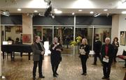 PROM Kultury Saska Kępa Warszawa  Wystawa członków ZPAMIG