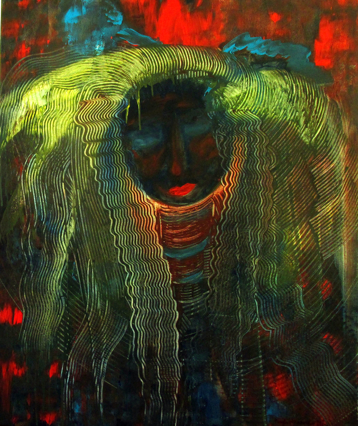 Maria Maryla Wierzbowska Usa ART  23.08.2015