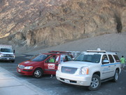 JDRF Cycling Event, Death Valley 2011, Badwater