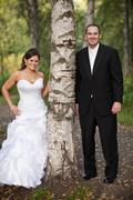 My outdoor Alaska wedding