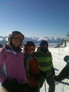 Skiing Alyeska