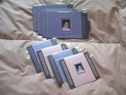 Libros y CDs listos para entregar