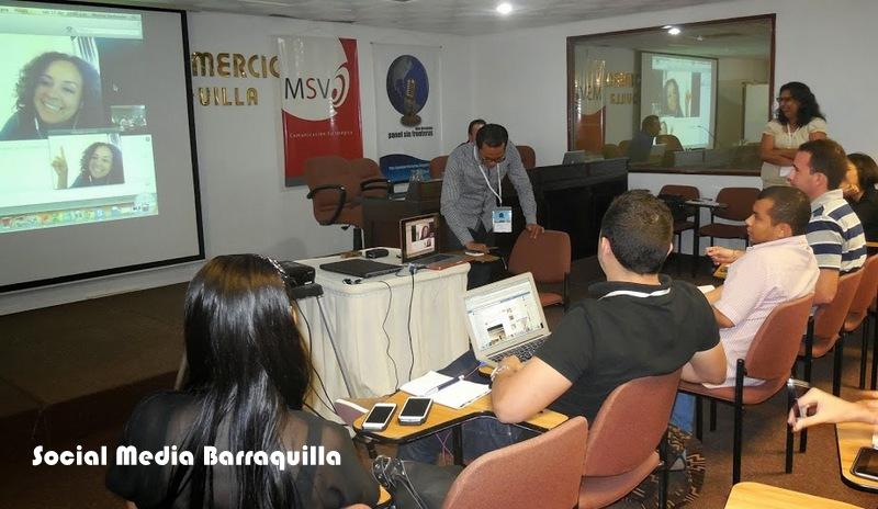 Social Media Barranquilla