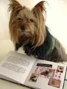 Bianca y su libro