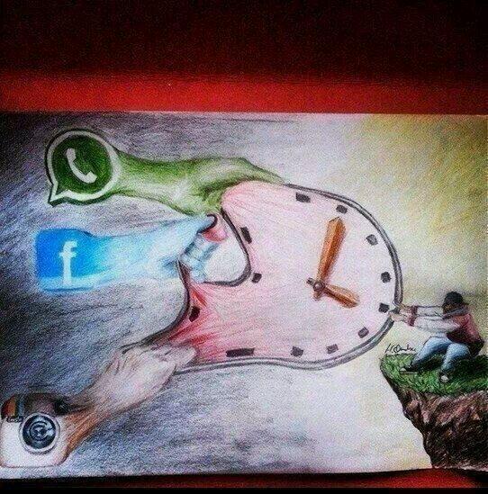 Robo de nuestro tiempo