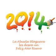 Feliz Año Nuevo les desea la Abuela Bloguera