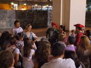 Una maja de Goya en la visita teatralizada de Zaragoza