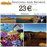 Viajes y Excursiones desde Marrakech