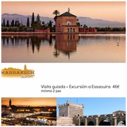 Viajes de Marrakech a Essaouira y visita guiada